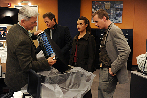 NCIS Power Down Promo Photo