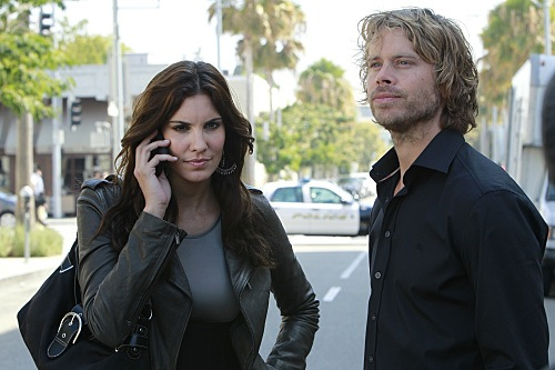 NCIS LOS ANGELES Season 2 Episode 4 Special Delivery Photos
