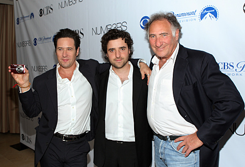Numb3rs Episode 100 Party