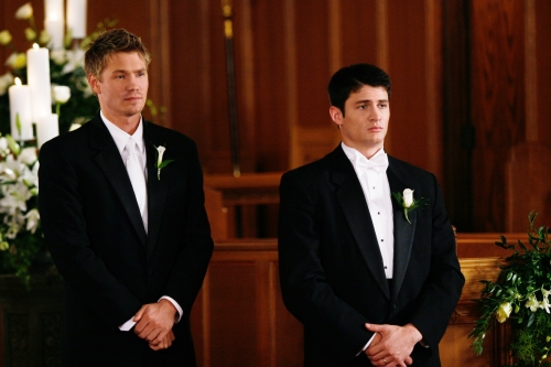 One Tree Hill Season 5 Hundred Promo Episode Photo