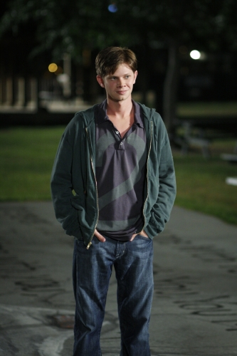 Lee Norris as Mouth in ONE TREE HILL