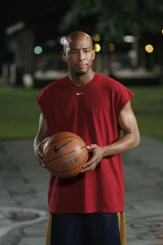 Pictured Antwon Tanner as Skills in ONE TREE HILL