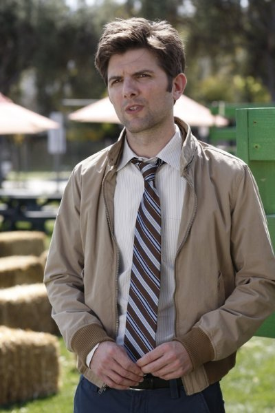 Adam Scott On PARKS AND RECREATION