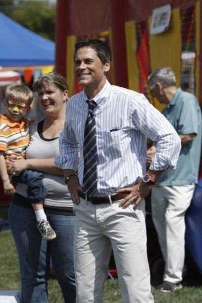 Rob Lowe Now Series Regular On PARKS AND RECREATION