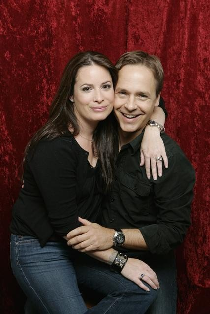 Pretty Little Liars Chad Lowe Hollie Marie Combs