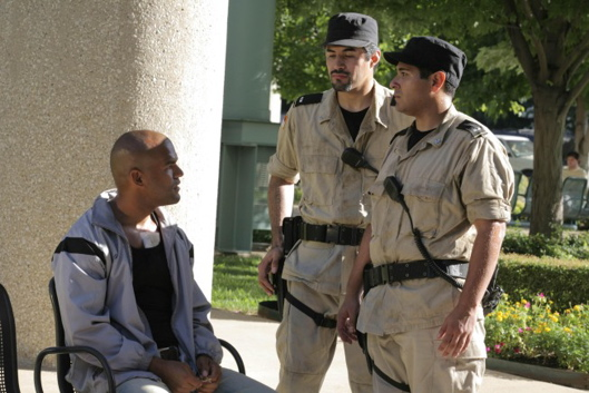 Prison Break Season 3 Episode 2 Fire/Water Photos