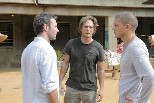 Prison Break Season 3 Episode 5 Interference Photos