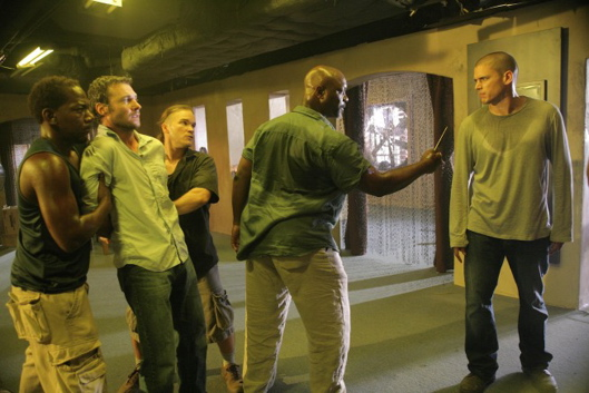 Prison Break Season 3 Episode 6 Photo Finish Photos