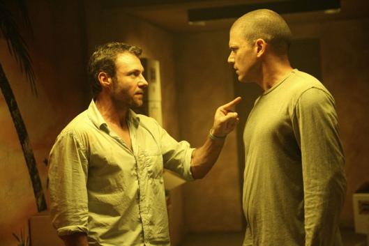 Prison Break Season 3 Episode 8 Bang And Burn Photos