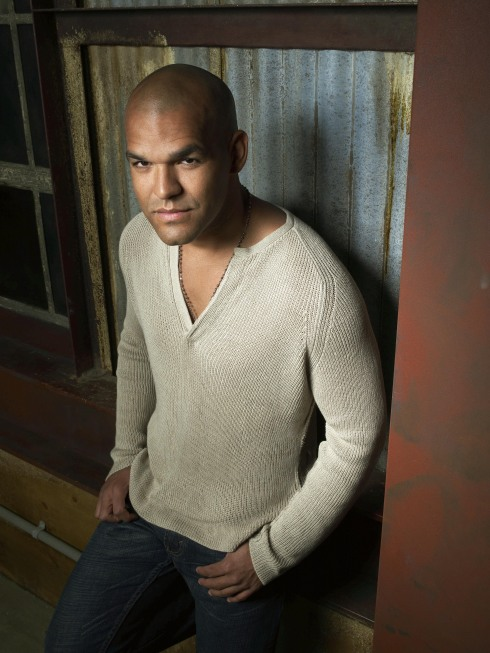 Amaury Nolasco Prison Break Photo