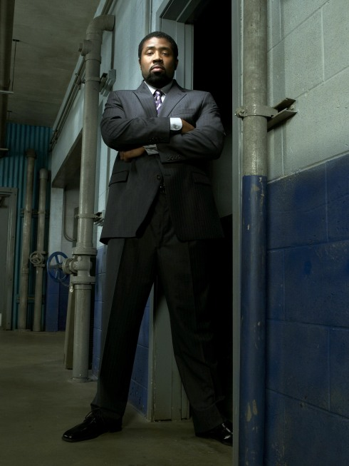 Cress Williams Prison Break Photo