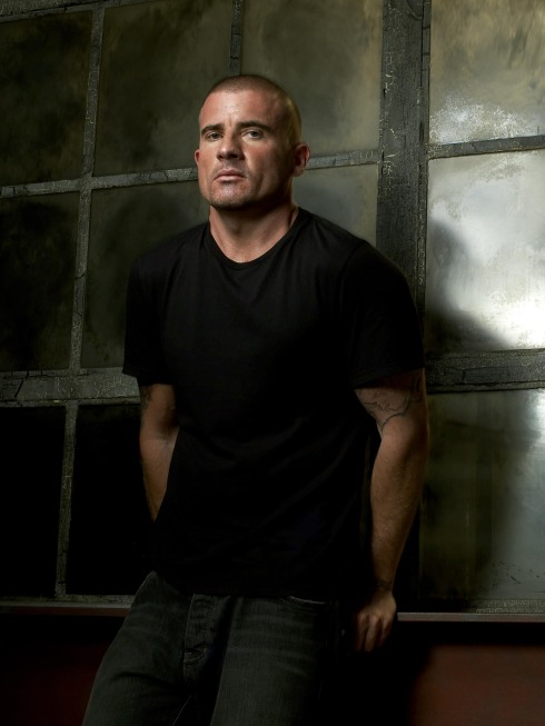 Dominic Purcell Prison Break Picture
