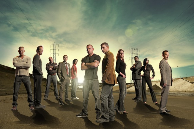 Prison Break Season 4 Cast Photo