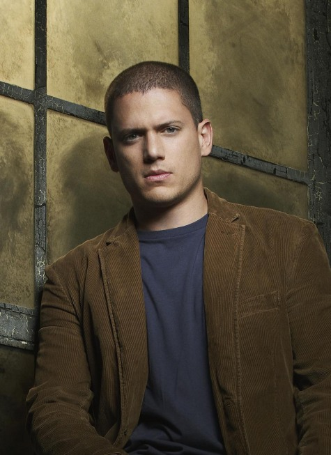 Wentworth Miller Prison Break Photo