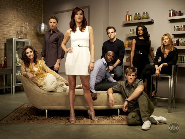 Private Practice Cast Photo