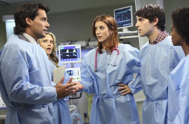 PRIVATE PRACTICE Season 4 Episode 5 In Or Out Recap