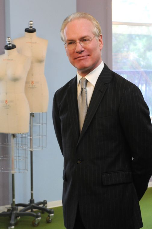 Project Runway Tim Gunn