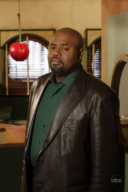 Chi McBride Pushing Daisies