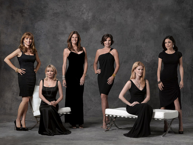 The Real Housewives Of New York Season 3 Cast
