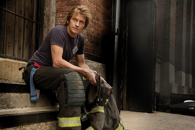Denis Leary Rescue Me Season 6 on FX