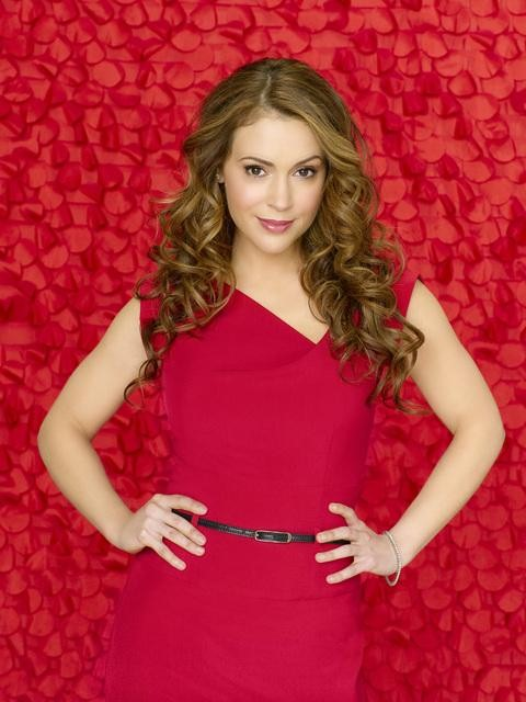Alyssa Milano Romantically Challenged ABC