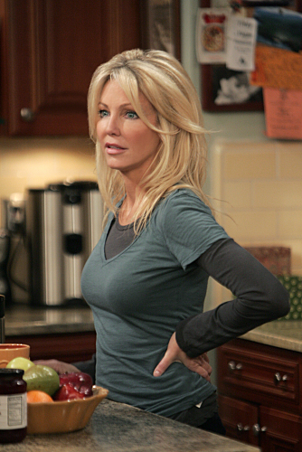 Heather Locklear On Rules of Engagement