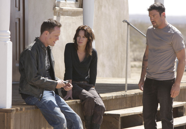 Dean Winters Brian Austin Green Lena Heady Sarah Connor Chronicles