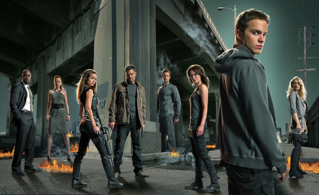 Terminator Sarah Connor Chronicles Season 2 Promo Photos