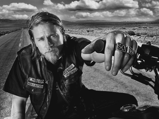 Sons Of Anarchy iPhone