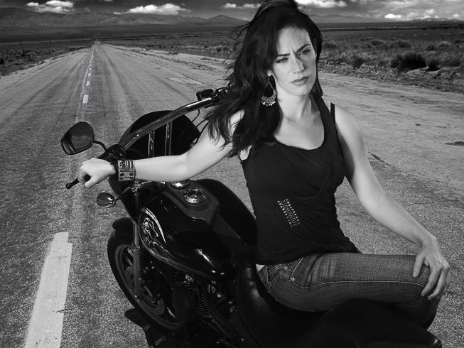 SONS OF ANARCHY Season 3 Promo Photos