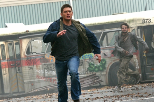 Supernatural Season 5 Episode 4 The End Promo Photos