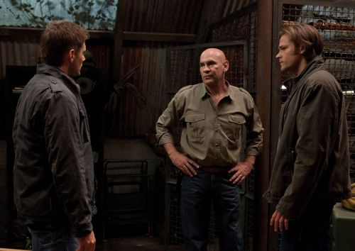 SUPERNATURAL Season 6 Episode 2 Two And A Half Men Promo PhotosSUPERNATURAL Season 6 Episode 2 Two And A Half Men Promo Photos