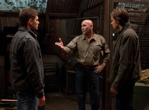 SUPERNATURAL Season 6 Episode 2 Two And A Half Men Promo Photos