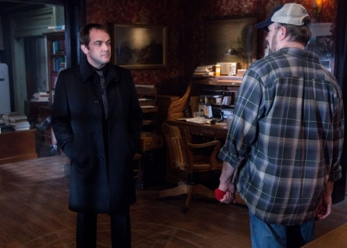 SUPERNATURAL Season 6 Episode 4 Weekend At Bobby's Photos