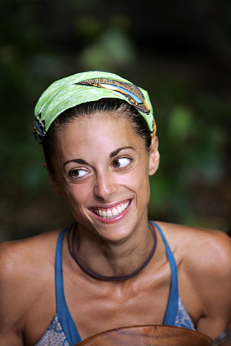 Survivor Micronesia Eliza Orlins Photo