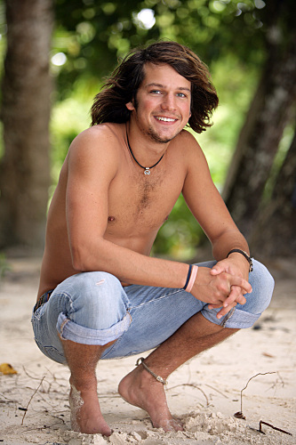 Jason Siska Survivor Micronesia Photo