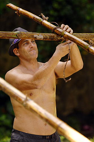Survivor Micronesia Jonathan Penner Photo