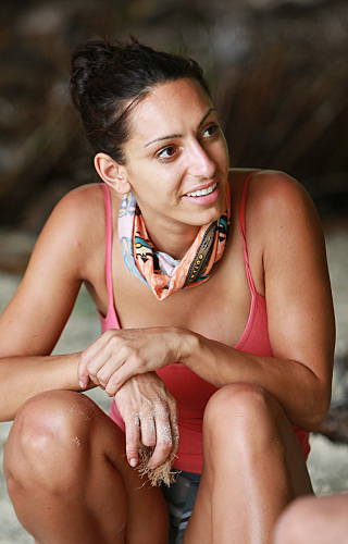 Survivor Micronesia Mary Sartain
