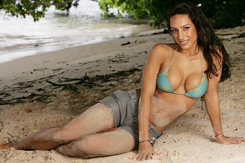 Survivor Micronesia Mary Sartain Photo