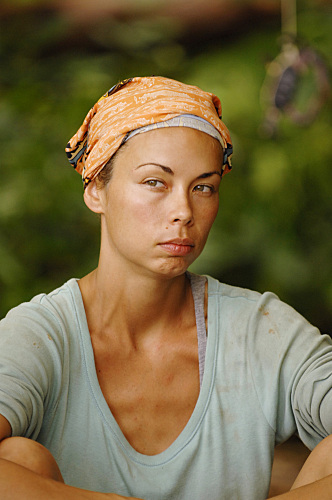 Survivor Micronesia Natalie Bolton Photo