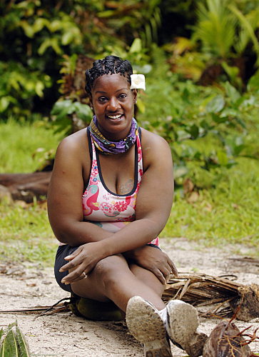 Survivor Micronesia Cirie Fields Photo