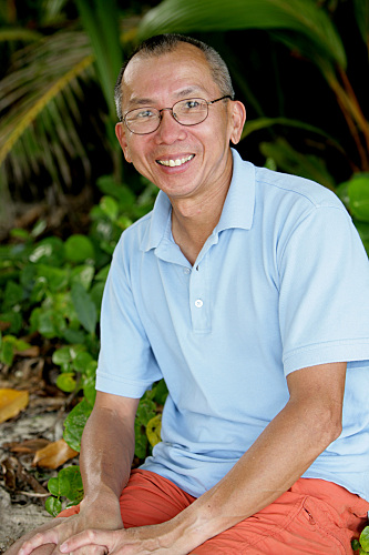Survivor Micronesia Yau Man Chan Photo