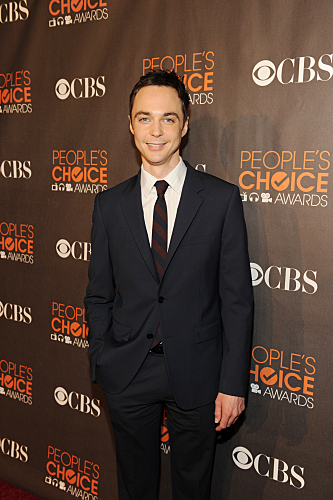 jim parsons tattoo. Jim Parsons on the Red Carpet
