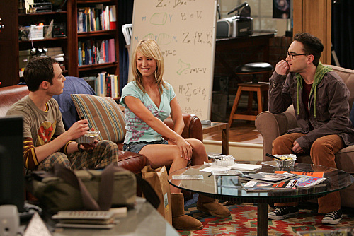 The Big Bang Theory Season 1 Episode 1 Photos From Pilot