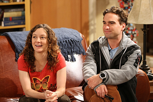 Sara Gilbert Joins The Cast Of The Big Bang Theory As A Series Regular