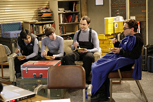 The Big Bang Theory Season Finale Photo
