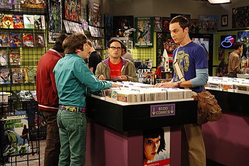 The Big Bang Theory Season 3 Episode 2 The Jiminy Conjecture Promo Photos