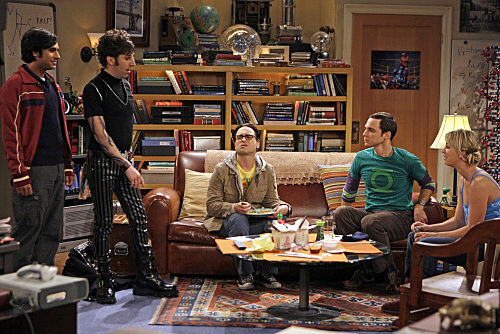 Big Bang Theory Season 3