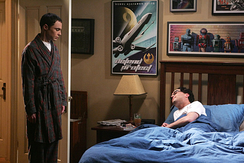 Leonard And Sheldon The Big Bang Theory