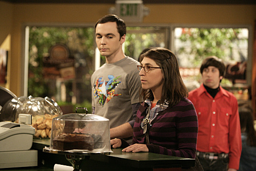 The Big Bang Theory Season 3 Episode 23 The Lunar Excitation  Photos